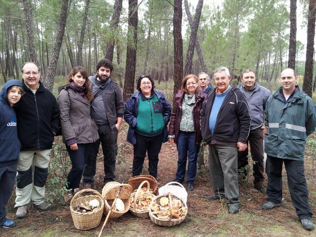 La Asociación Aquaignis impartió en Cuenca un curso sobre plantas medicinales